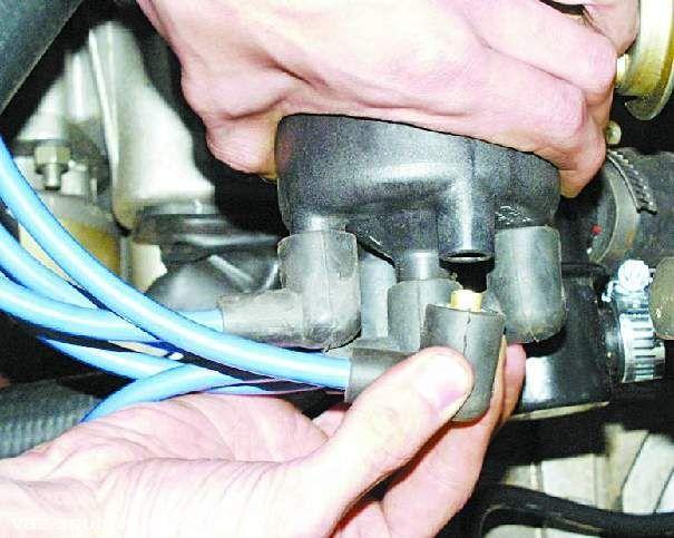 Фото №1 - расположение цилиндров в двигателе ВАЗ 2110
